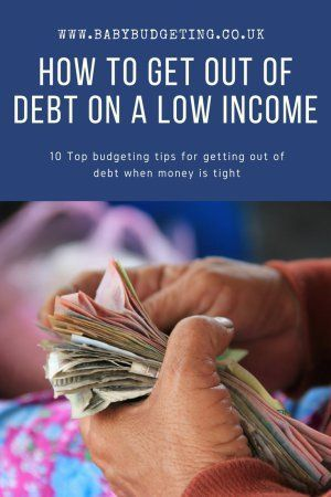 Top 10 Budgeting Tips for Low Income Families Money saving tips and advice for poor families #moneysaving  #budgeting