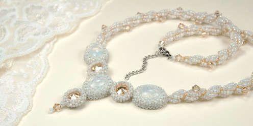 Svatební náhrdelník – Dotek slunce