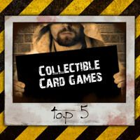 Boardgames with Nurgleprobe #7 - TOP 5 Collectible Card Games by Nurgleprobe on SoundCloud