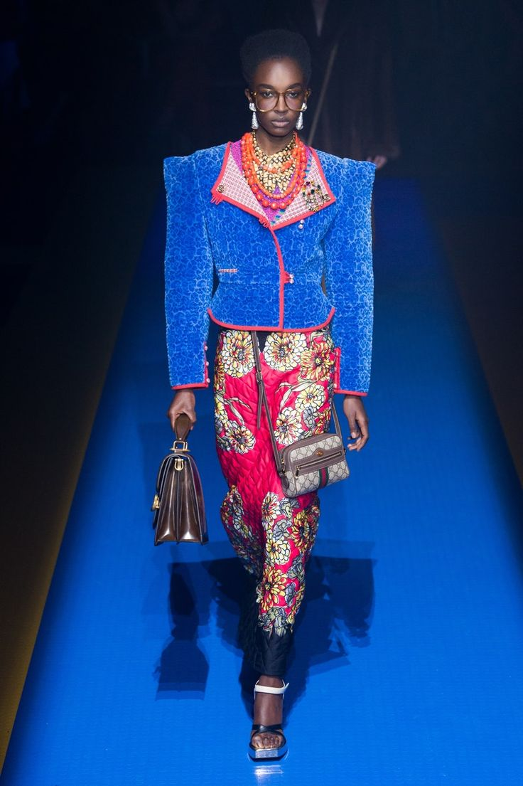 Gucci | Ready-to-Wear - Spring 2018 | Look 16