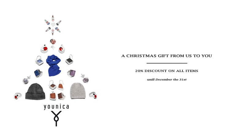 A Christmas gift from us to you ♥