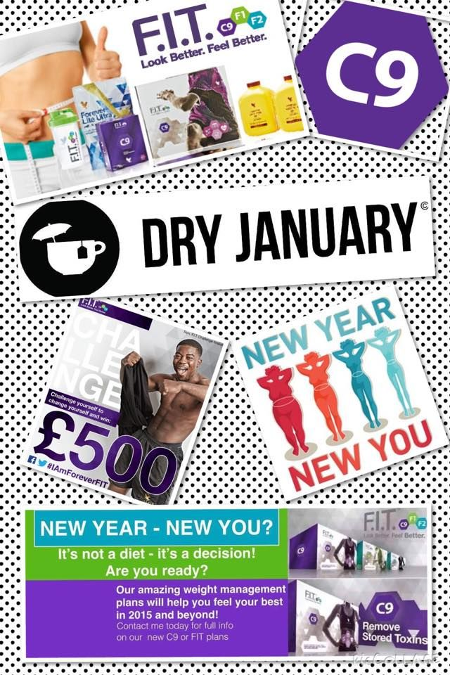 *******HAVE YOU DECIDED TO HAVE A DRY JANUARY? WHY NOT KICK START A HEALTHIER YOU AND DO A 9 DAY CLEANSE TOO? ******* I am currently looking for another 5 people to do my 9 day cleanse. I have many happy customers who have made the decision to change their eating habits. This is not a fad or quick fix, its a decision to make a change. rs and nutritionists so is NOT a crash diet but a body cleanse and helps stop the rebounding of yo yo dieting!!