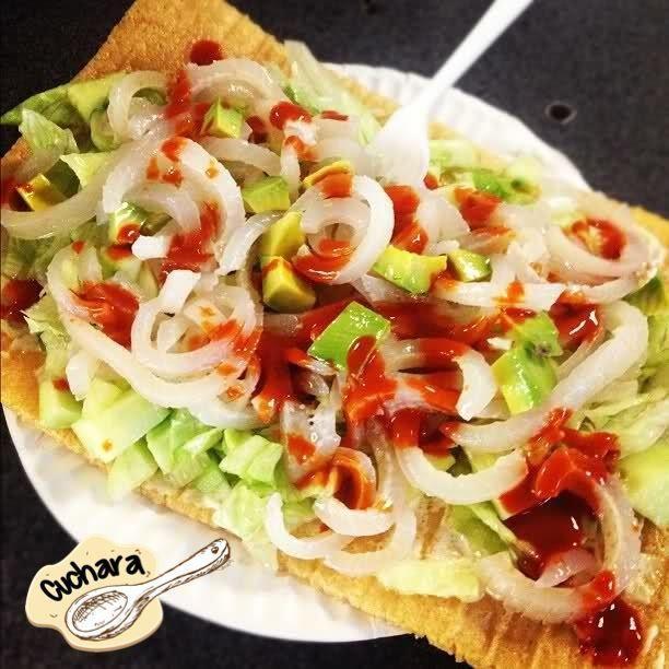 """Qué tal un delicioso """"Chicharrón con cueritos""""? Yummy!!! =)"""