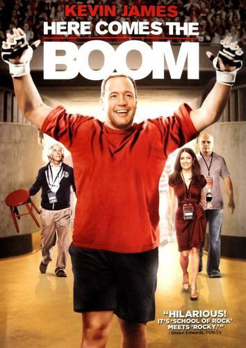 Here Comes the Boom [Includes Digital Copy] [UltraViolet] [DVD] [2012]