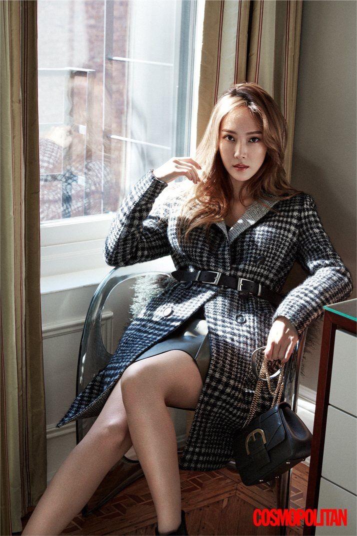 Jessica Jung. - Cosmopolitan 2016