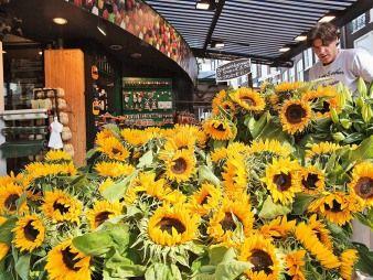 Blumenmarkt © Hans Zaglitsch