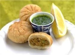 Chana+Dal+ki+Kachori,+best+served+at+the+evening+time+snacks+and+goes+best+with+mint+chutney.