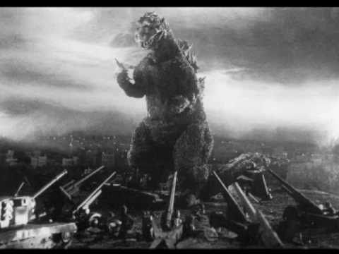 Making of the Godzilla Suit! 13 minute documentary about the evolution of the 1954 Godzilla suit