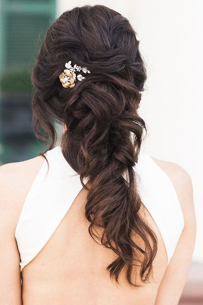 hair styles for with glasses best 25 half up wedding ideas on half up 6716
