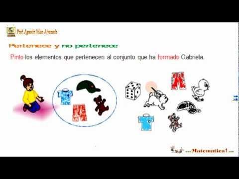 http://www.matematica1.com/2012/05/aprendiendo-conjuntos-ejercicios-de.html Los objetos que has marcado se utilizan en el colegio; y cada uno de ellos, es un...