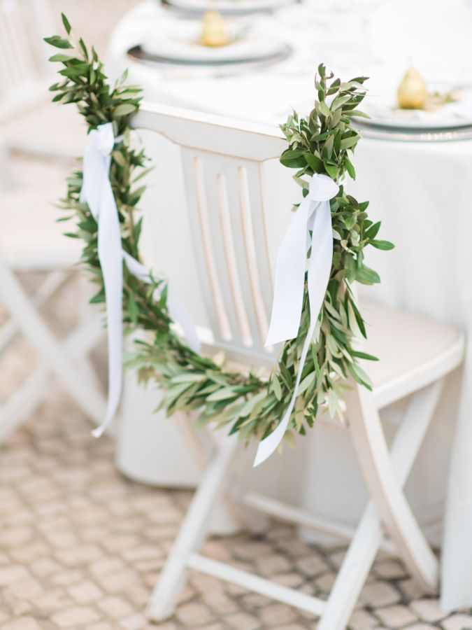 Al fresco sweetheart chair: http://www.stylemepretty.com/little-black-book-blog/2016/06/06/rustic-romantic-stylish-portuguese-wedding/ | Photography: Love Is My Favorite Color - http://www.loveismyfavoritecolor.com/