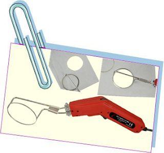 Hot Knife Hot Wire Foam Cutter Styroporschneider Electric