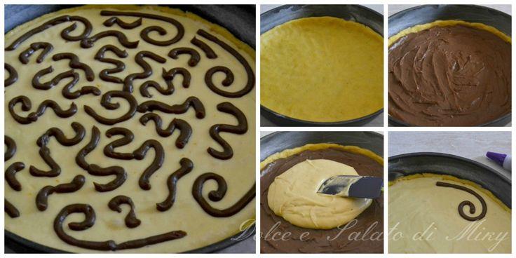 Ricetta torta farcita al cioccolato   Dolce e Salato di Miky