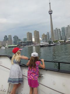 Fun things to do with kids: Tall Ship Kajama - Toronto