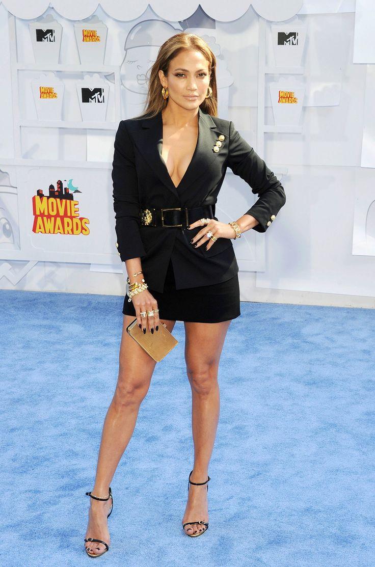 The Glitzy Style Evolution of Jennifer Lopez Photos | W Magazine