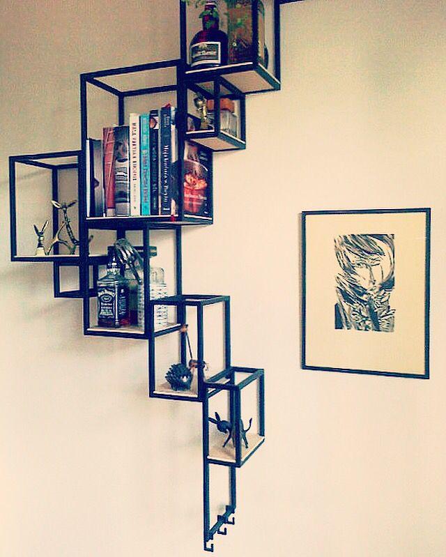 Hanging cabinet Jojnted by Serax designed by Filip Janssens https://goodform.pl/jointed-polka-152x115x50 #serax #seraxbelgium #industrialdesign