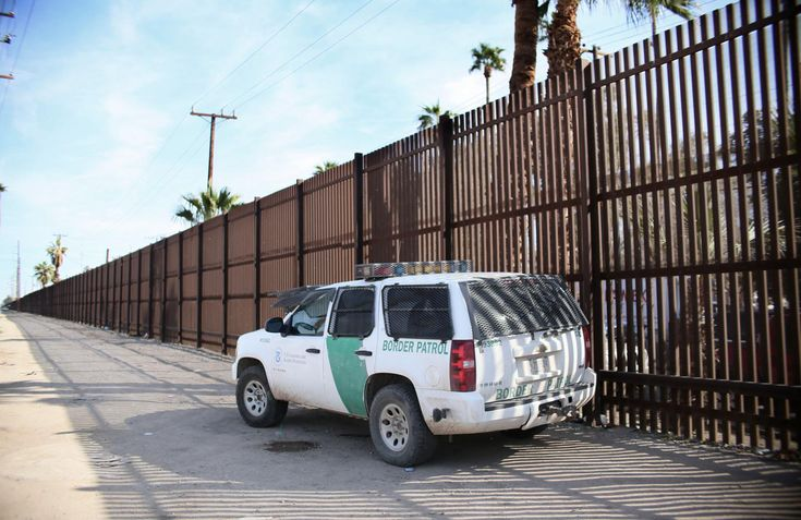 A small company doing work on the border wall in Calexico, California, is connected to a firm that has been accused of not paying subcontractors and wrongful billing. 3.3.18.
