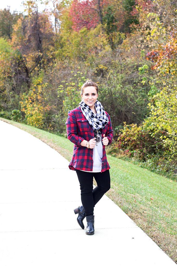 Fall Festival Fashion // Freebird, Paige Denim,