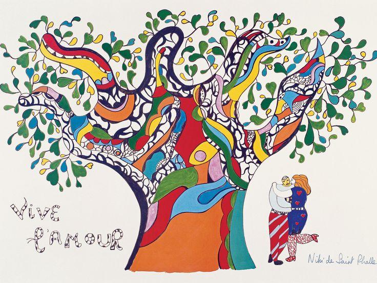 Paris Takes Aim with Niki de Saint Phalle Retrospective