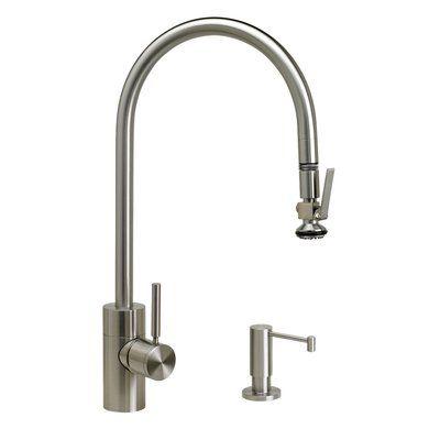 Pfister Marielle Single Handle Mid Arc Standard Kitchen Faucet