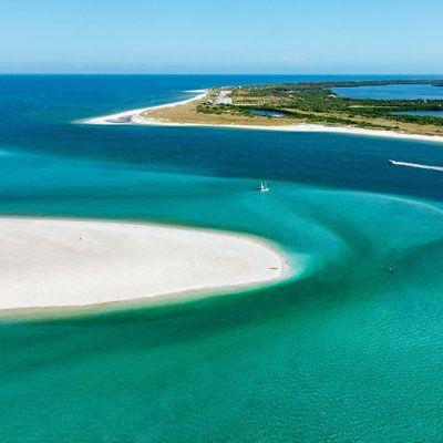 Caladesi Island State Park, Dunedin - The 10 Best Beaches in Florida - Coastal Living