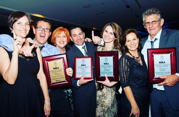 One from the Archives: Flashback to 2013 when G.J. Gardner Homes Tweed Heads took out Master Builders Northern Region Residential Builder of the Year Award!   #greatnight #greatteam #GJNSW
