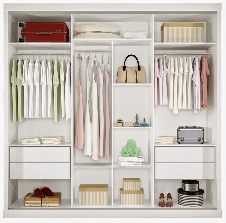 guarda roupa feminino