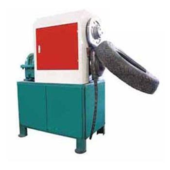 Станок для резки резины (получение полосы) XQT-380  Переработка резиновых покрышек  - Технопромсервис   Продажа оборудования для производства, деревообрабатывающие станки, станки для производства мебели, форматники, фрезерные станки. Цена станков.