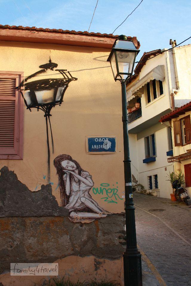 Beim Stadtbummel durch Thessaloniki gibt es für Große und Kleine viel zu entdecken.  #Thessaloniki #Griechenland #ReisenmitKindern