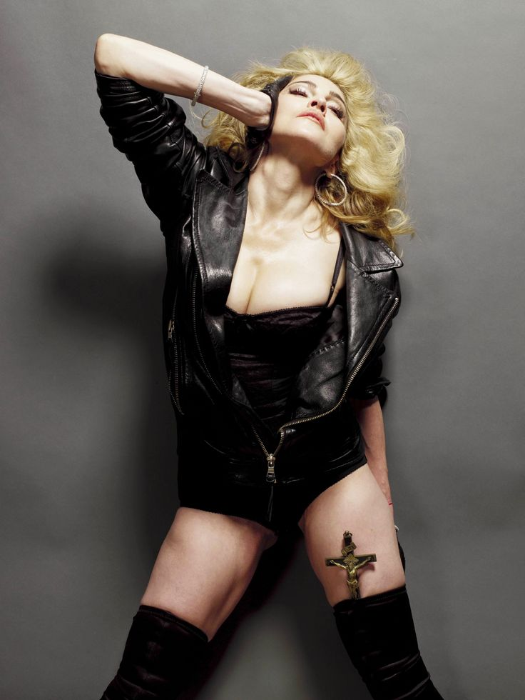 Madonna Interview Magazine 2010