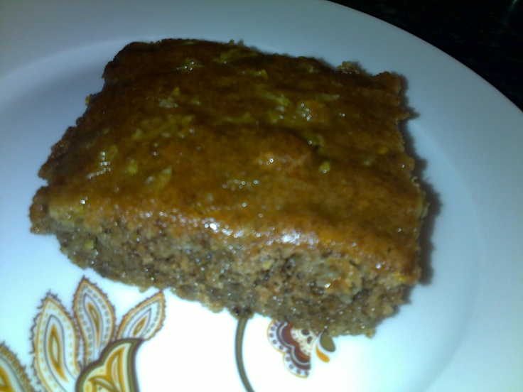 walnut cake meat loaf orange cakes food forward orange walnut cake