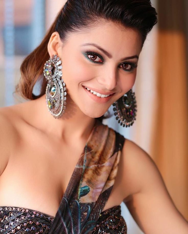 What are the most exotic photos of Indian actress Urvashi