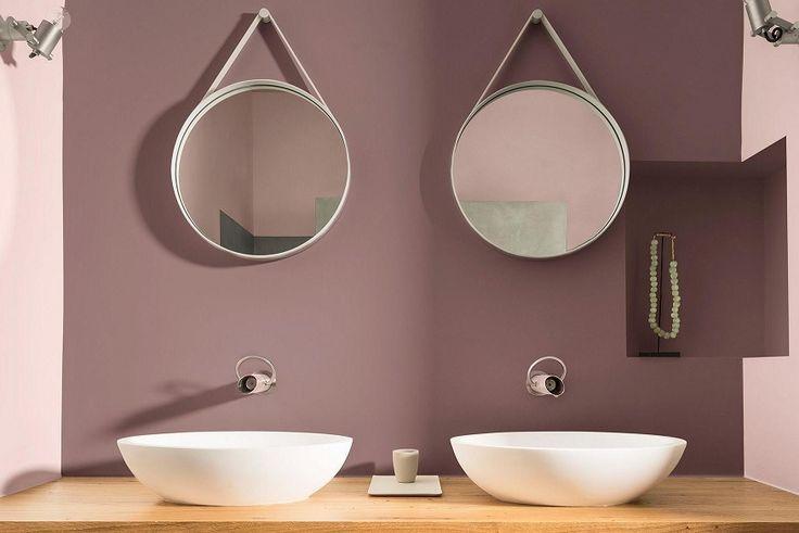 Χρώματα για μπάνιο