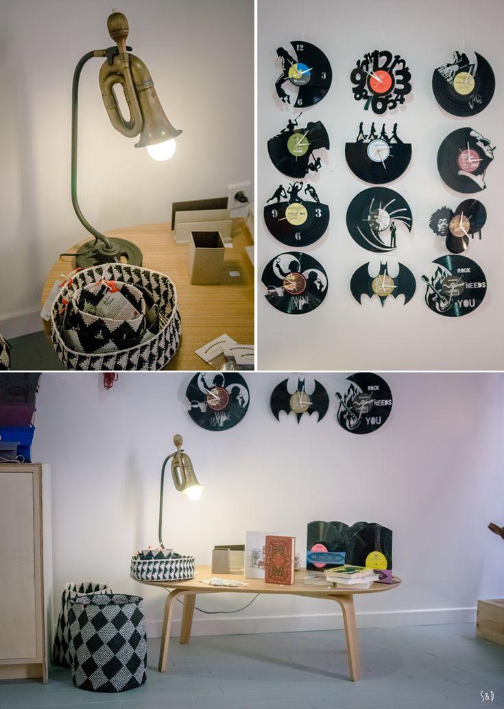 Café, convivialité, objets recyclés… chez Slow Concept   Sève & Déco #toulouse #recycle store #boutique #cafe