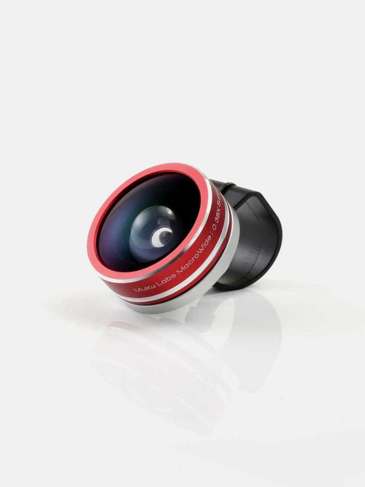 MUKU LABS , Muku Macrowide Lens  #mukulabs #macrowide #lens #shopigo #shopigono17 #ss16 #conceptstore #onlinestore #onlineshopping #buyonline #onlineconceptstore #technology