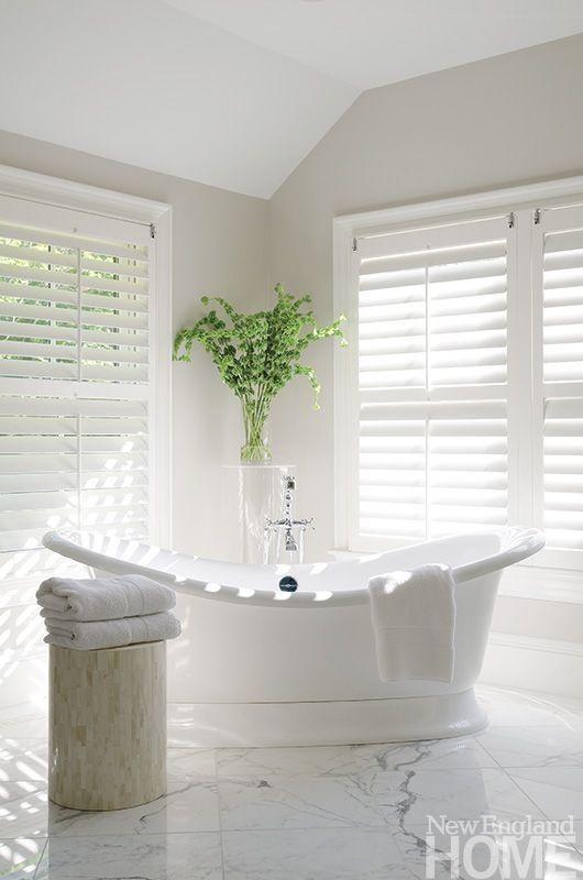 White bathroom <3