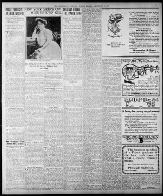 The Philadelphia Inquirer from Philadelphia, Pennsylvania on September 20, 1909 · Page 5