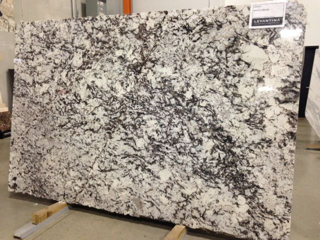 White Orion granite. Levantina Chicago. | Gorgeous Granite ...