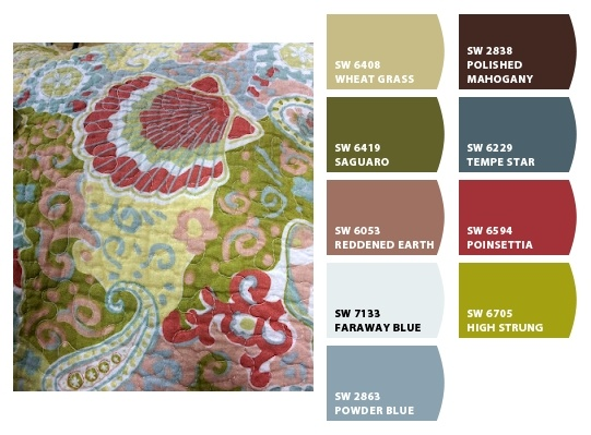 Paint colors from Chip It! by Sherwin-Williams: Chips, Paint Colors, Sherwin Williams