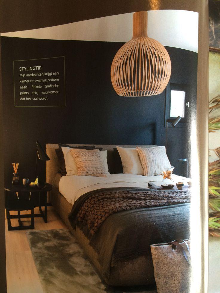 Stylingtip donkere slaapkamer