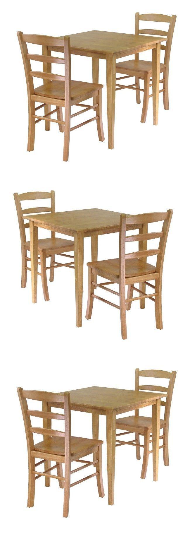 Space saving dining tables wenge minima simple aluminium dining table - 25 Best Small Dining Table Set Ideas On Pinterest Small Dining Sets Corner Nook Dining Set And Dining Table Settings