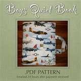 Image detail for -Modest Maven: Sew a Quiet Book!