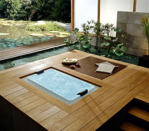 216 best Spa Pools \ Jacuzzi images on Pinterest Pools, Swimming - whirlpool im garten