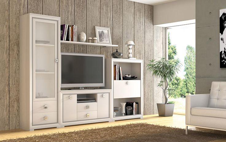 M s de 1000 im genes sobre proyecto muebles y for Composiciones modulares para salon