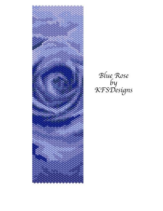 Peyote Stitch Bracelet Pattern Buy 2 Patterns  get a 3rd. Pattern FREE. by KFSDesigns, $6.50