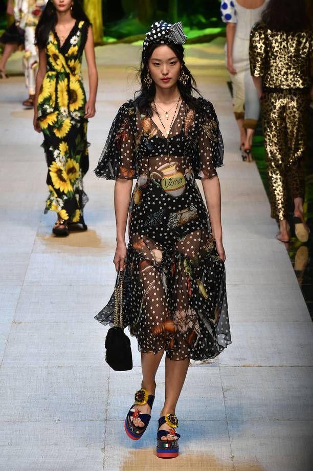 Lingerie in vista da Dolce&Gabbana