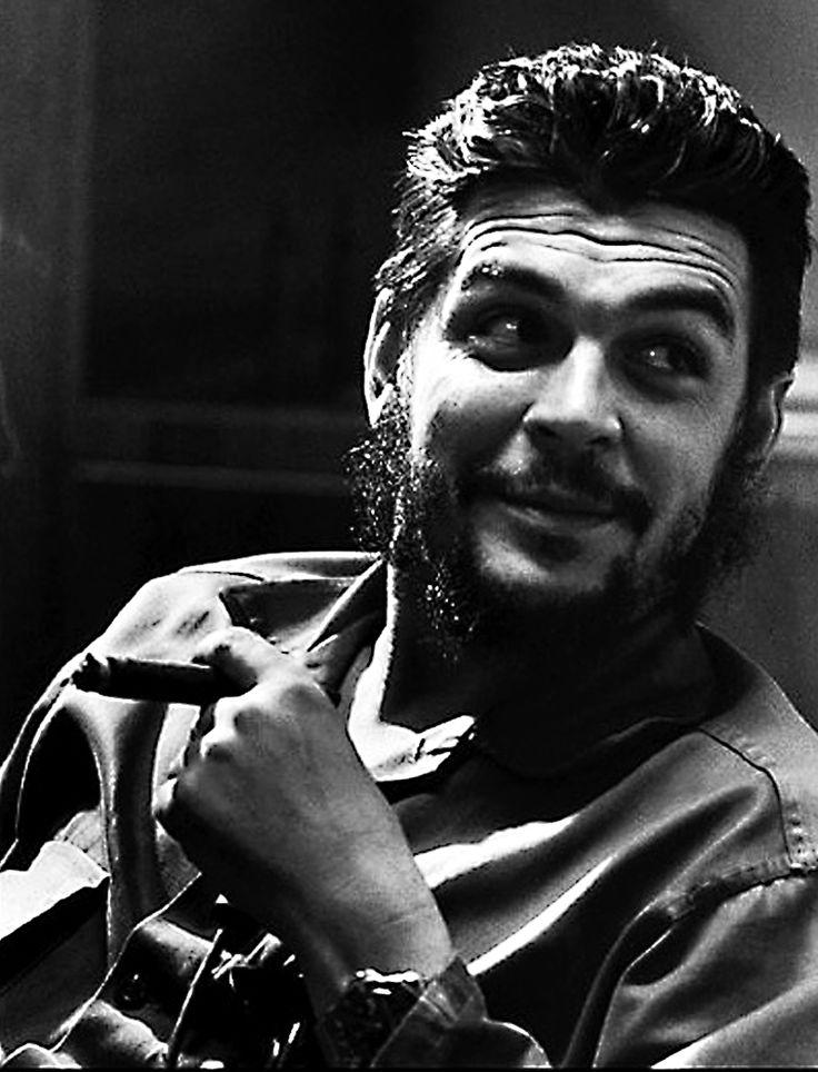 Blue Sky: <b>Che Guevara Biography</b> - Military Leader (1928–1967)