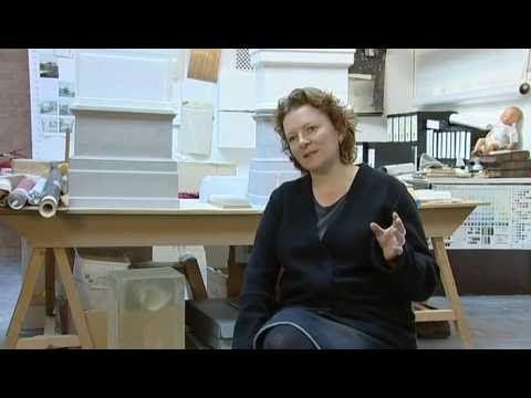 Rachel Whiteread Interview Pt 2 - YouTube