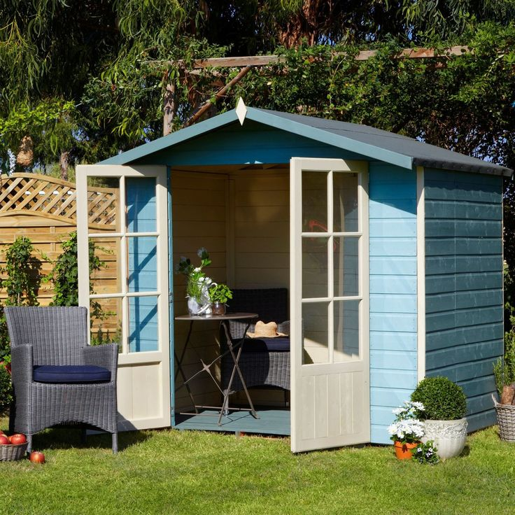 5 steps to a stylish garden shed - Garden Sheds Adelaide