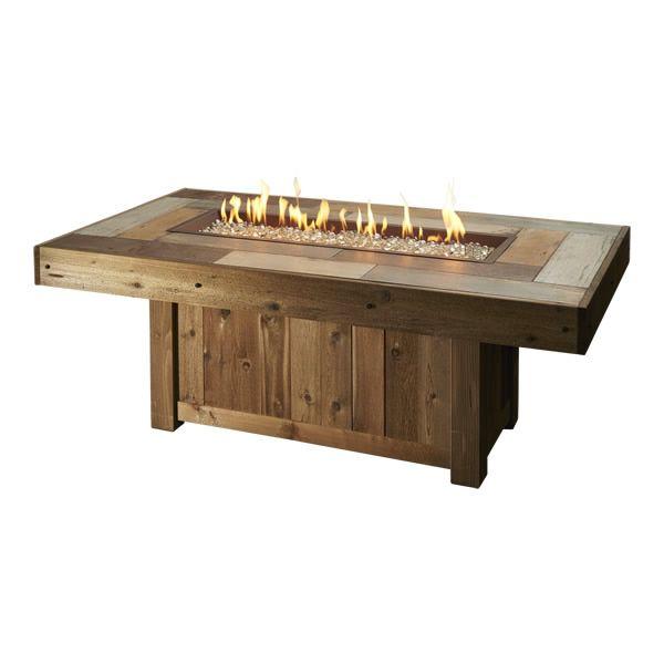 156 Best Fire Pit Tables Images On Pinterest